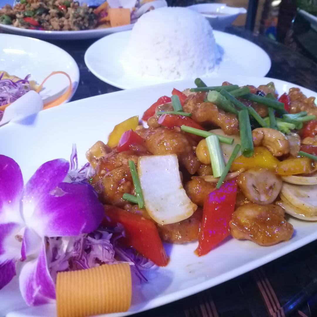 Nommahalai restaurant à Koh Samui