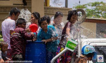 Songkran, nouvel an bouddhiste à ne pas manquer
