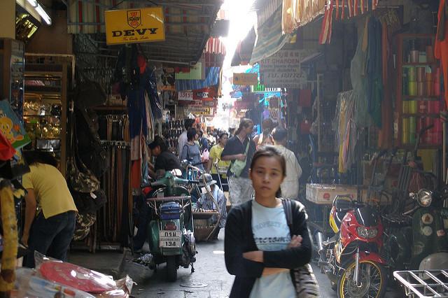 Chinatown de Bangkok