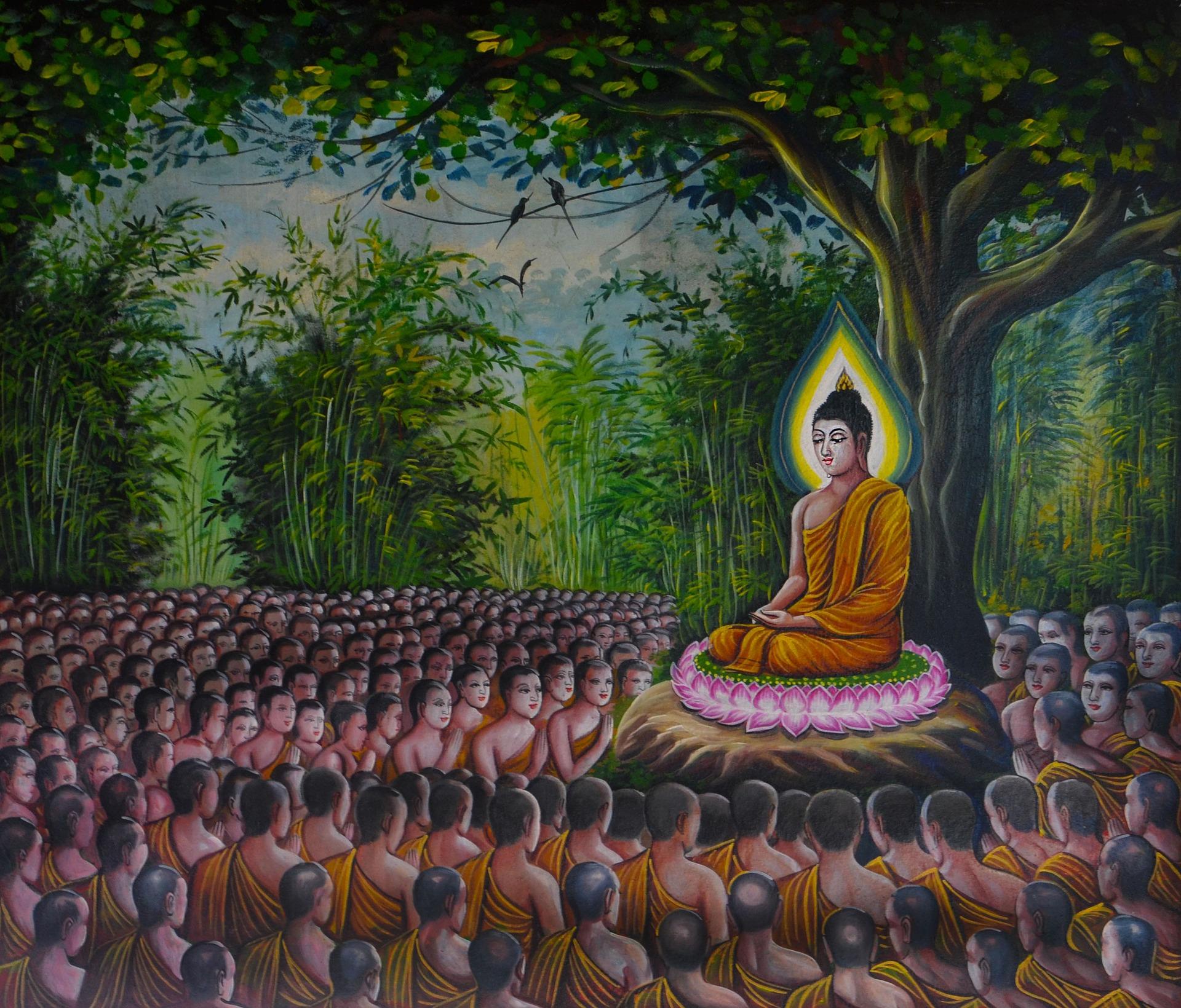 fêtes bouddhistes