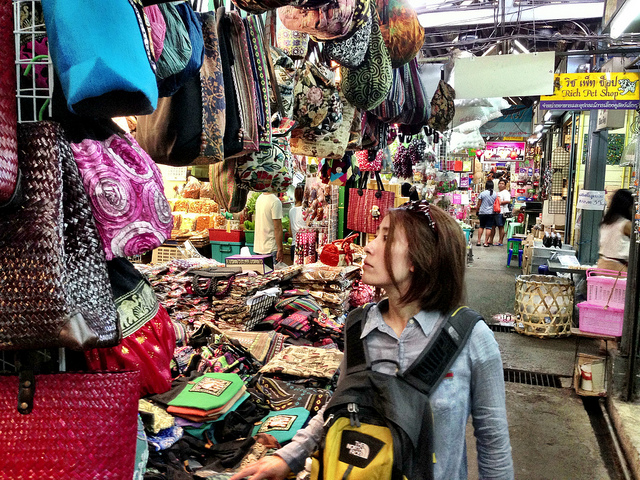 Chatuchak Weed-End Market