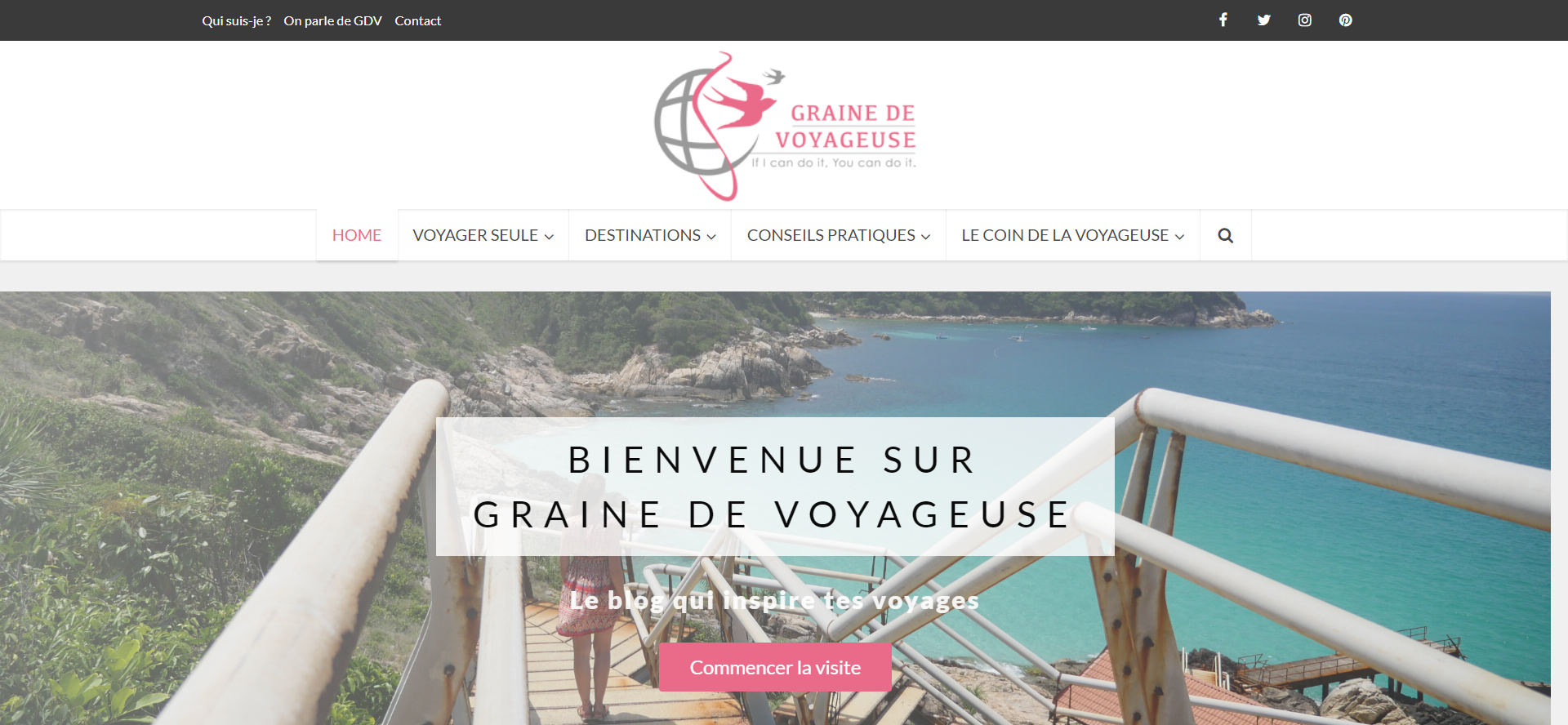 Blog Graine de Voyageuse