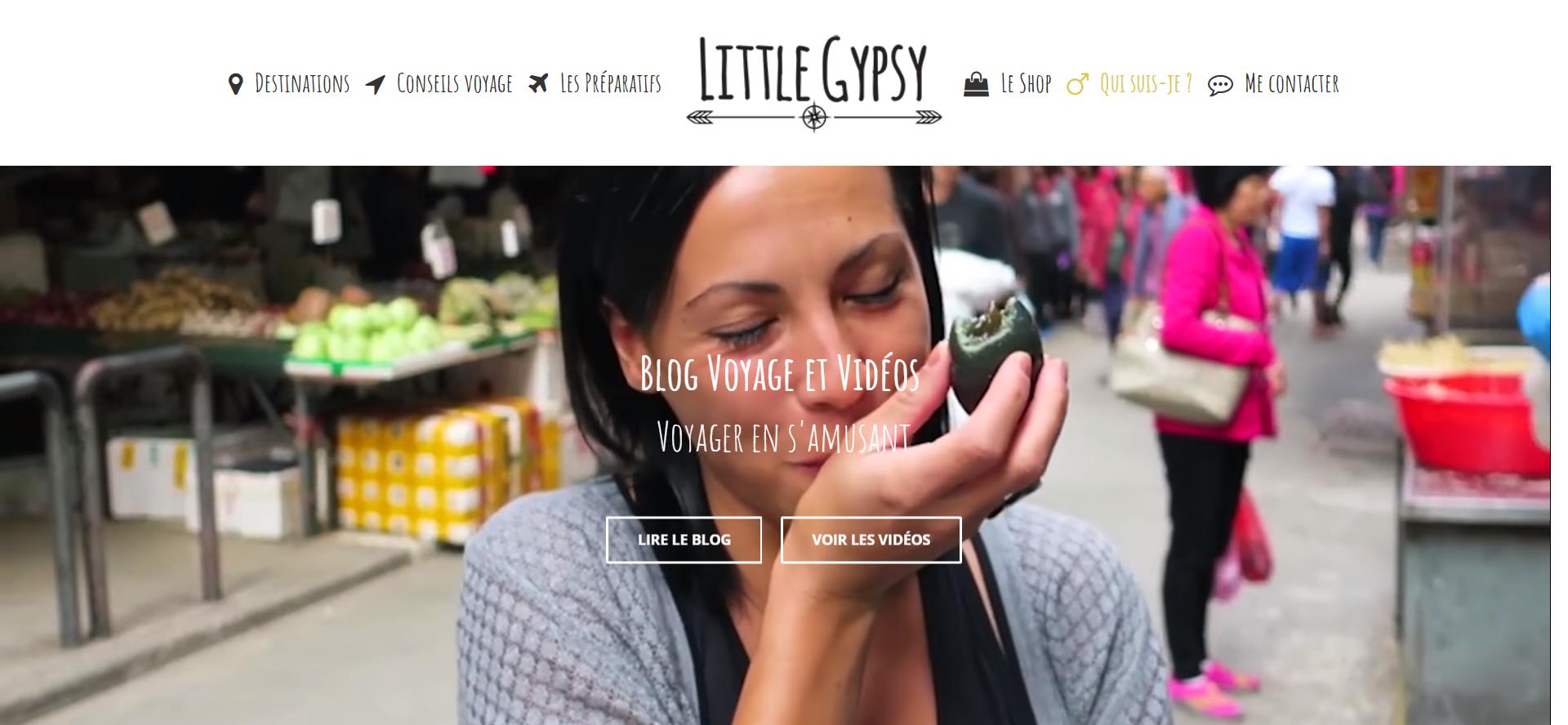 Blog Little Gypsy