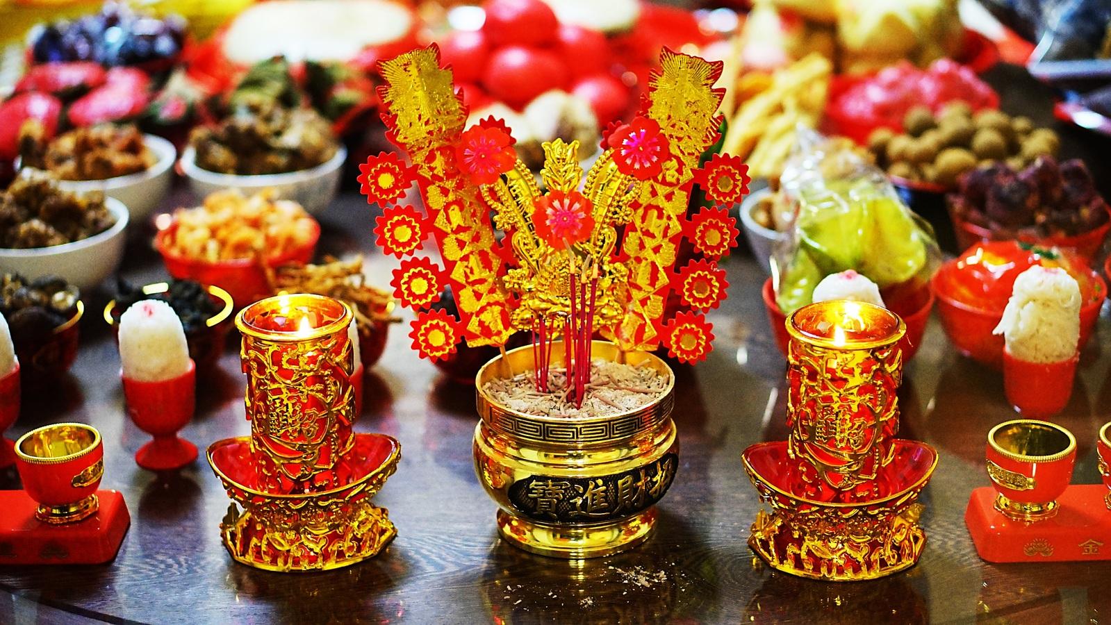 Tet Nguyên Dán – Nouvel an Vietnamien