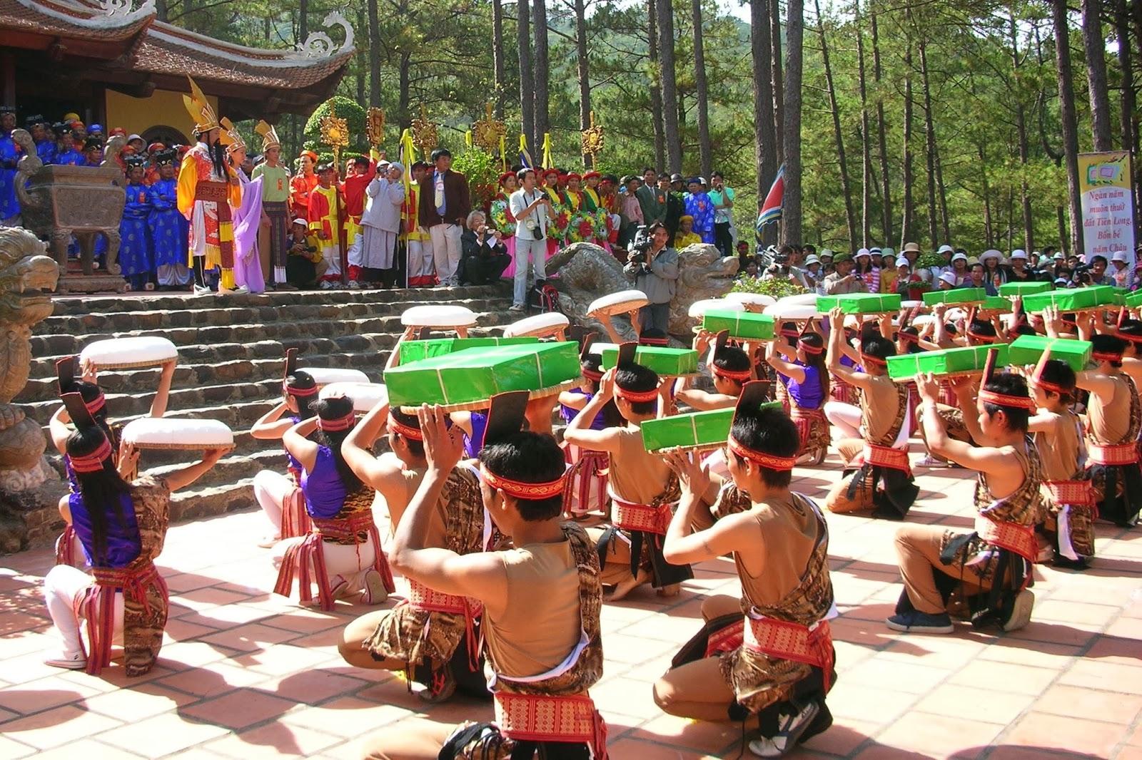 Hùng Kings' Festival – Vietnam