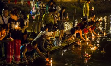 Tout savoir sur la fête des Lumières (Loy Krathong) en Thaïlande
