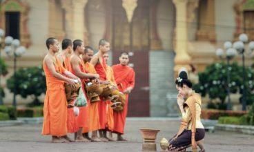 Honneur à Bouddha : Makha Bucha