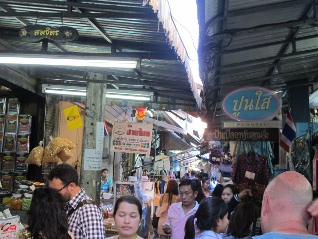 Wang Lang Market (ตลาดวังหลัง)