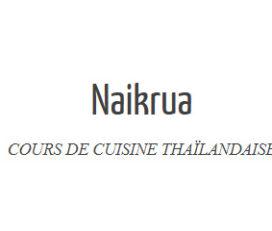 Naikrua : Atelier de cuisine thaï