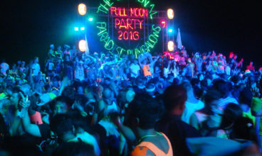 Full Moon Party 2020, let's dance !