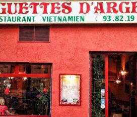 Baguettes d'Argent