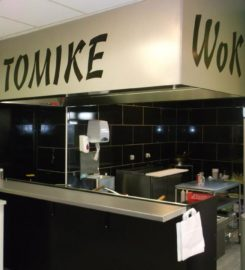 Tomike Wok