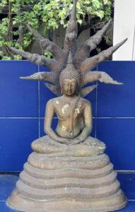 Le bouddha du samedi