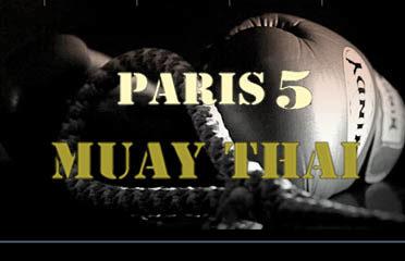 Paris 5 Muay Thaï