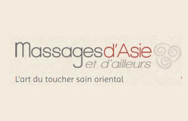 Massages d'Asie et d'Ailleurs
