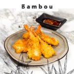 Restaurant thailandais Bambou Paris