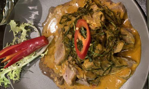 Bonne cuisine thaï