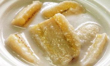 Banane au lait de coco – Kluai Buat Chi กล้วยบวชชี