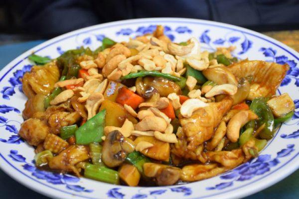 Poulet aux noix de cajou – Gai Pad Met Maa Mouang ไก่ผัดเม็ดมะม่วงหิมพานต์