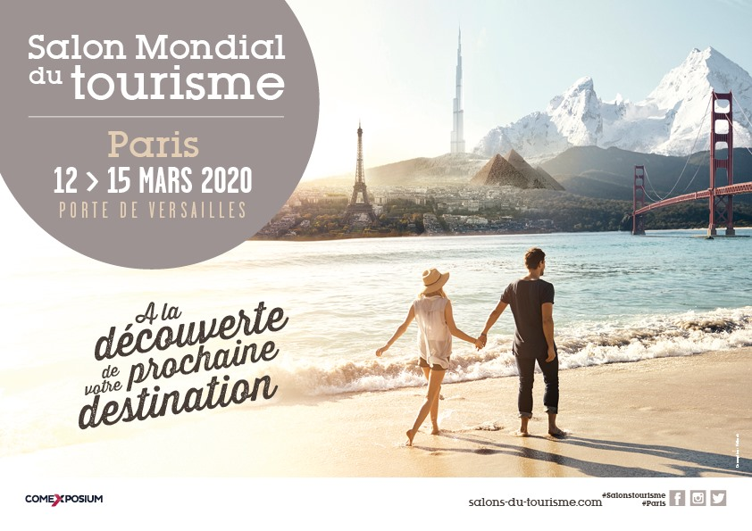 Salon mondial du tourisme 2020